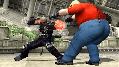 Download Game Tekken 6 ISO PPSSPP for Android