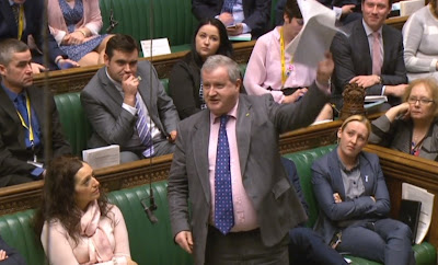 Ian Blackford in the House of Commons