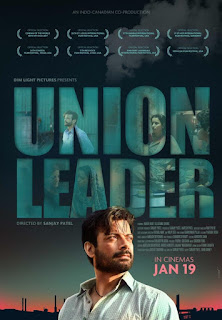 Union Leader First Look Poster