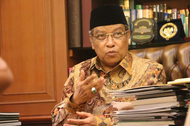 KH Said Aqil Siradj Tegas Menolak Usulan DPR Penghapusan Sidang Itsbat 1 Ramadhan dan 1 Syawal