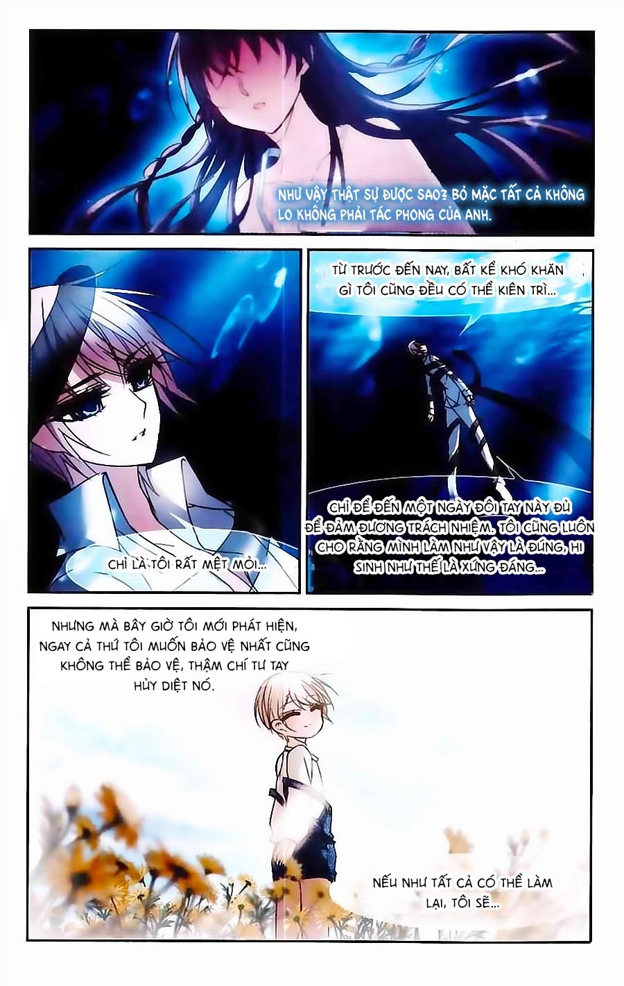 Huyết Tộc Cấm Vực chap 64 page 9 - IZTruyenTranh.com