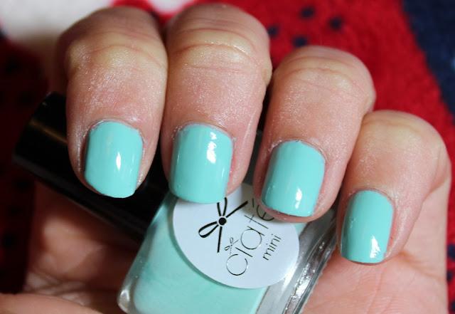 ciate pepperminty nail polish advent calendar
