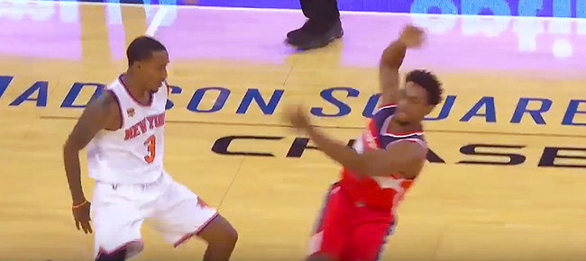 Brandon Jennings & Casper Ware SCUFFLE (VIDEO)
