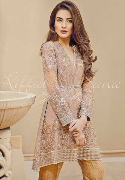 Sana Salman Formal Collection 2017