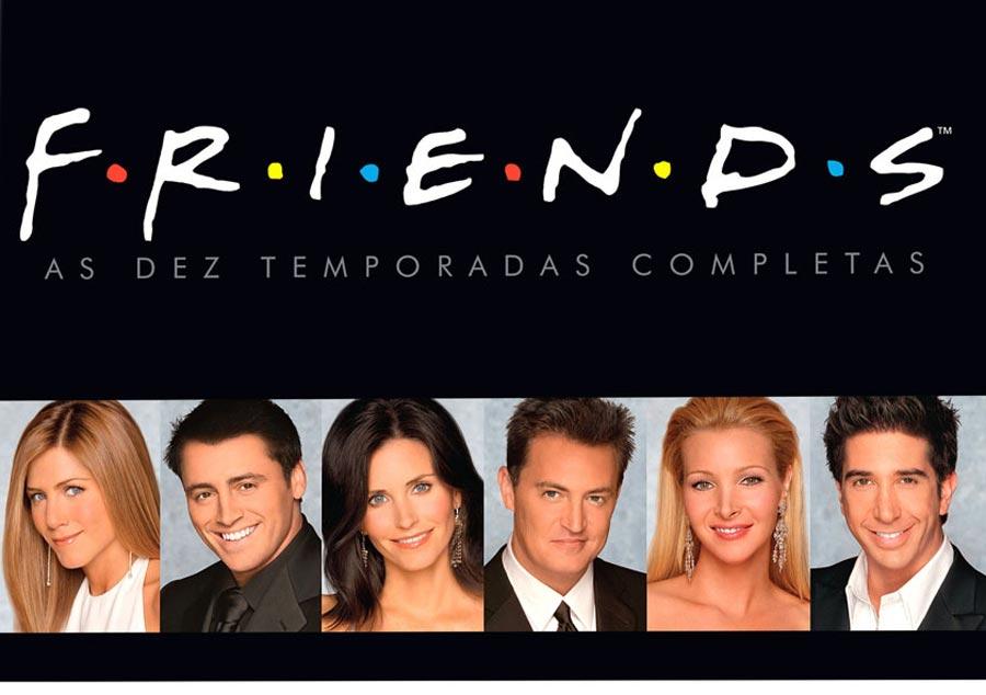 SÉRIES IN TORRENT FRIENDS: 1ª a 10ª Temporadas Completas