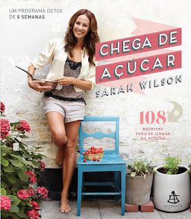livro CHEGA DE AÇÚCAR - Sarah Wilson