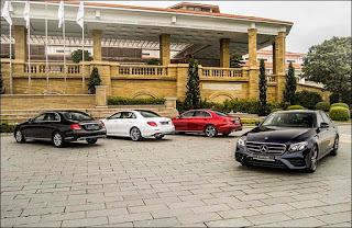 Mercedes-Benz E300 AMG 2019 chính thức quay lại thị trường Việt