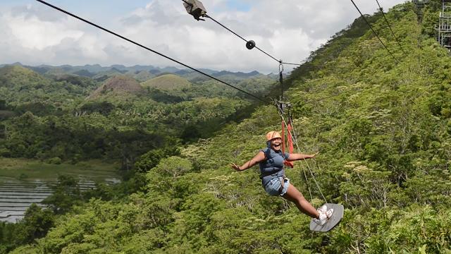 CHAP Bohol Adventure Curious Onion Surf Zipline