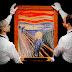 Места из известных картин в реальности: Крик (Эдвард Мунк)