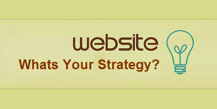 You Have A Website! Whats Your Strategy?