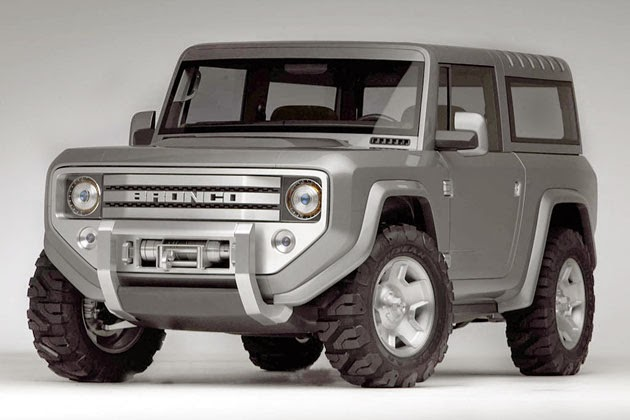 2015 Ford Bronco | Car Review and Modification