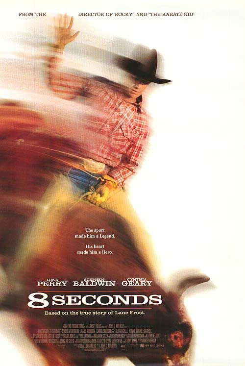8 Seconds movie poster