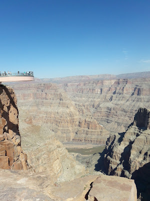 Skywalk al Grand Canyon West Riserva Hualapai