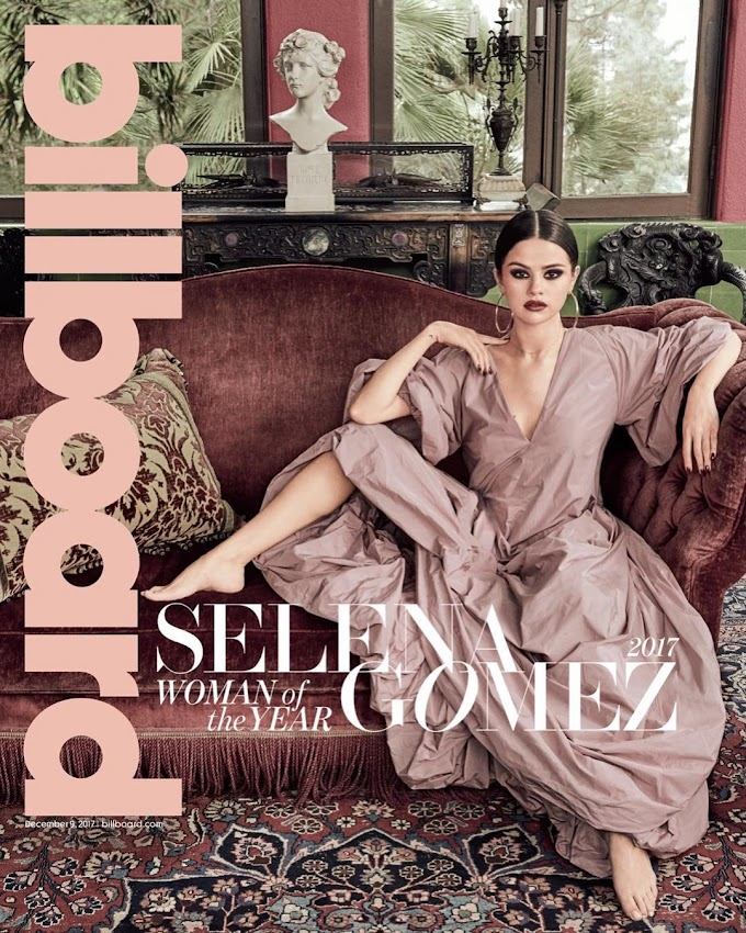 """Selena Gomez opens up on Kidney Transplant & Justin Bieber as she covers Billboard's """"Woman of the Year"""" Issue"""