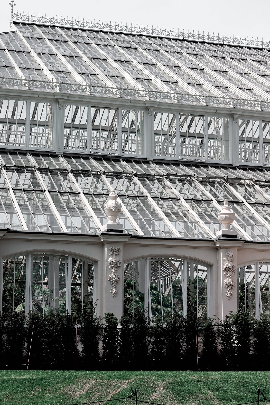 Kew Gardens Reopened Temperate House 2018