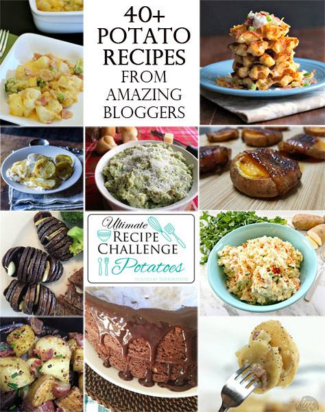 Ultimate Recipe Challenge with Potatoes