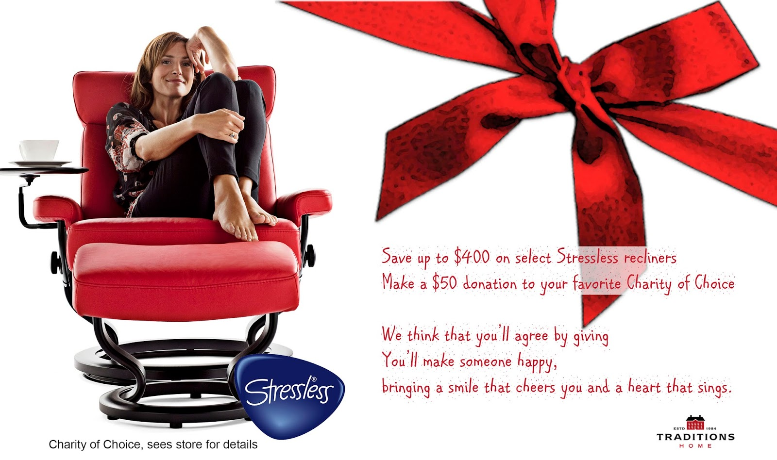 Stressless-world.com Traditions Furniture Ekornes Stressless Recliners
