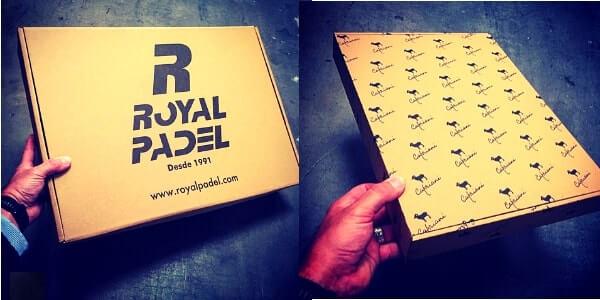 cajas personalizadas para el comercio electronico