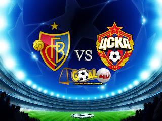 Prediksi Basel vs CSKA Moscow 1 November 2017