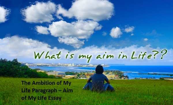 Essay on ambition in my life to become doctor