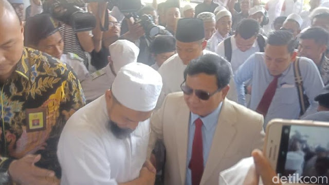 """Kisah Prabowo Tolak Uang Saku dari Australia, """"Kami Bukan Tentara Bayaran!"""""""