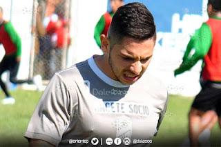 Oriente Petrolero - José Alí Meza lesionado - DaleOoo