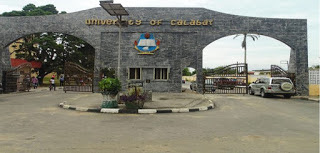 unical 75th Inaugural Lecture date, time and venue