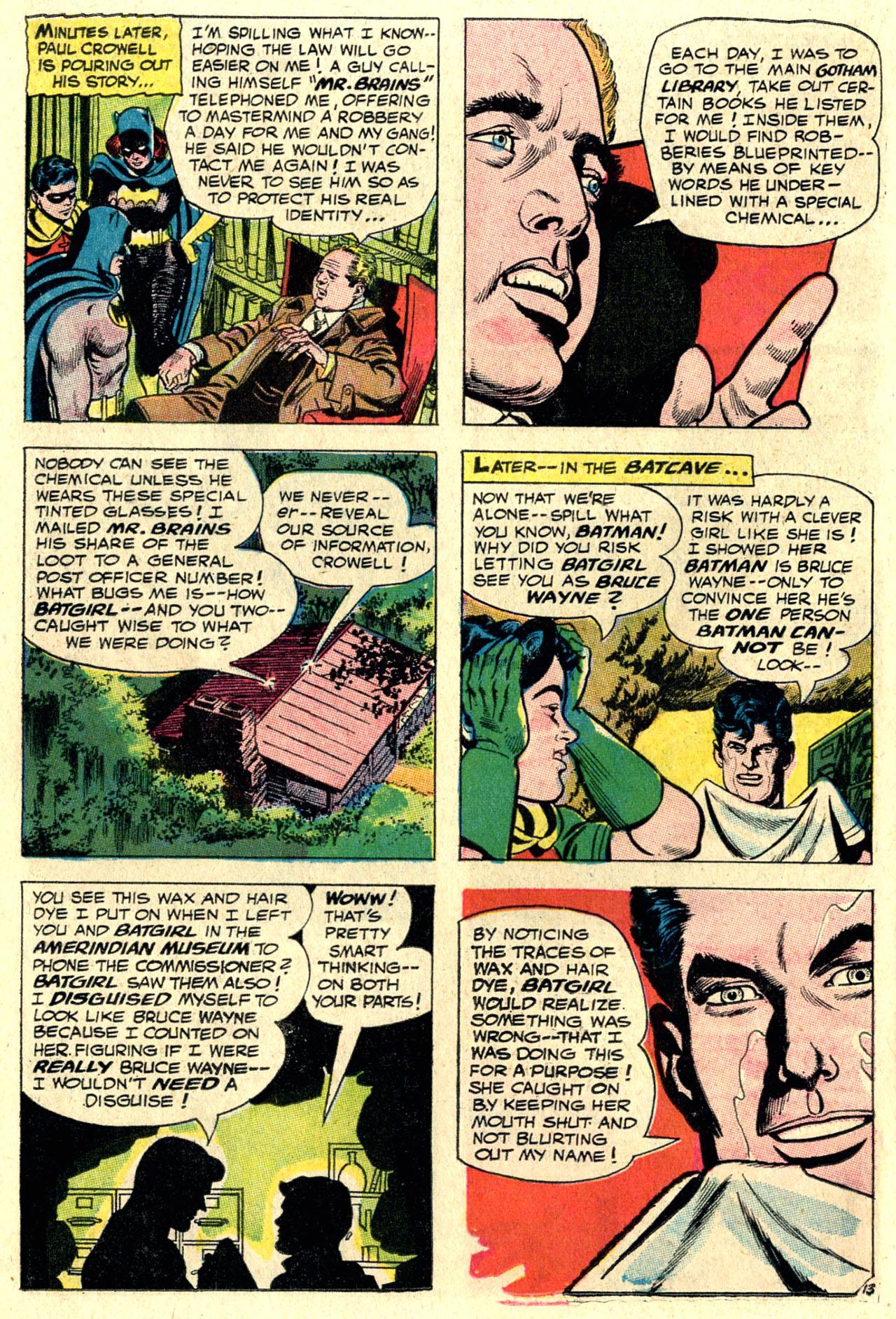 Detective Comics (1937) 363 Page 17