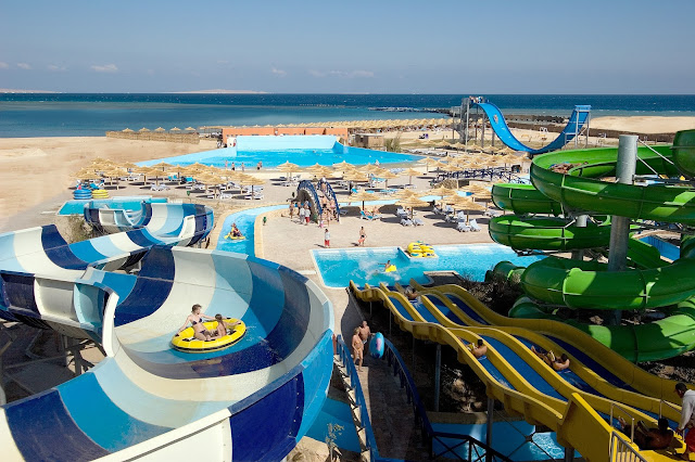 Египет Хургада отель Titanic Beach Spa & Aqua Park