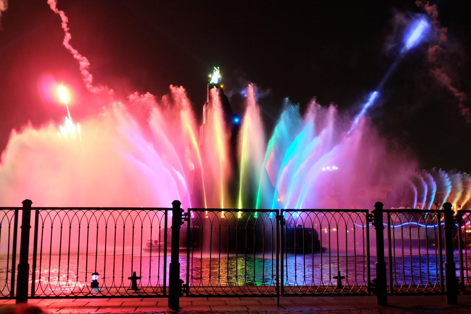 DisneySea Fantasmic Parade | www.bigdreamerblog.com