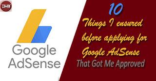 before-applying-for-google-adsense