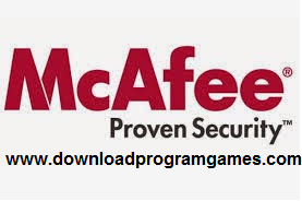 تحميل برنامج مكافى انتى فيرس للكمبيوتر 2019 mcafee antivirus