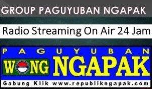 Streaming Radio Online Wong Jawa komunitas wong ngapak