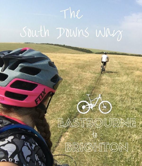 FitBits | Cycling the South Downs Way - Eastbourne to Brighton - Tess Agnew