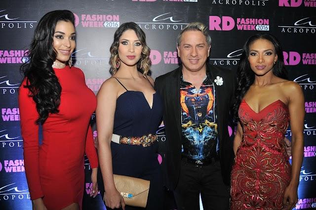 Diseñadores nacionales e internacionales confirmados para el RD Fashion Week 2016
