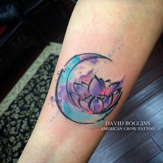 Flores De Loto Tattoo Hombre Ideas4youxyz