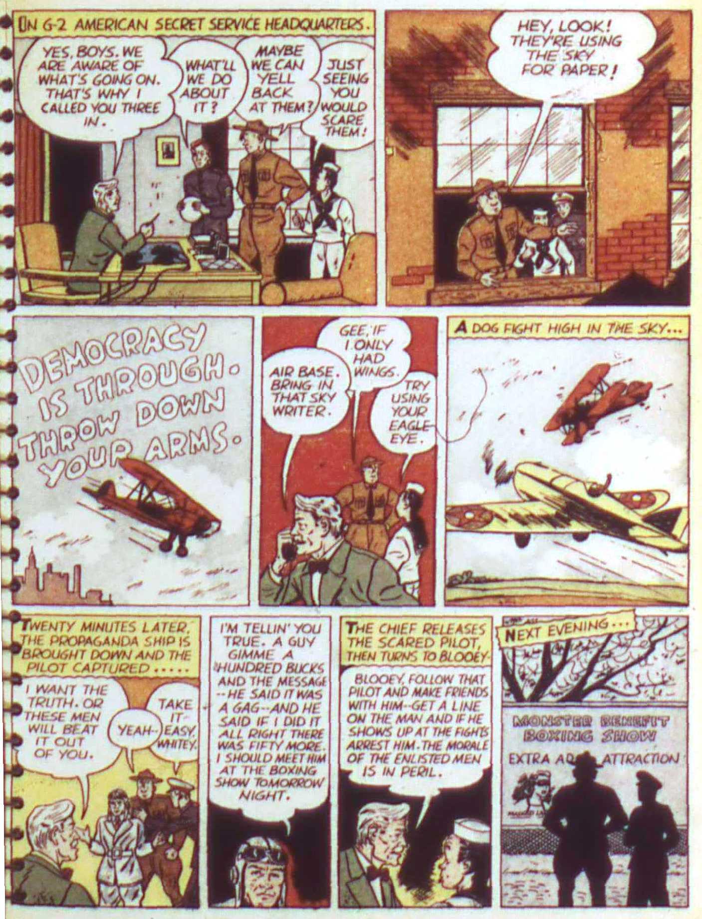 Read online All-American Comics (1939) comic -  Issue #17 - 59