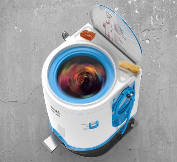 15 Creative And Innovative Washing Machines