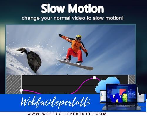 Effetti Video Slow Motion - Applicazione per crea video al rallentatore