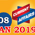 Kerala PSC Daily Malayalam Current Affairs 08 Jan 2019