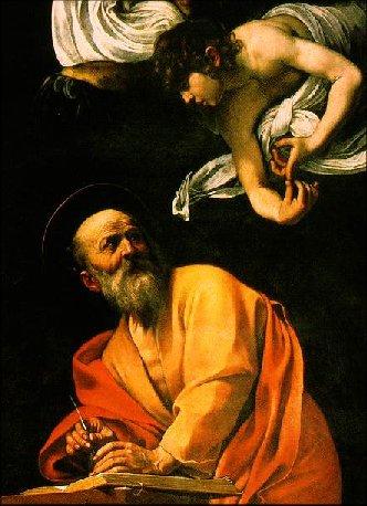 Saint Matthew, Apostle and Evangelist - 42.1KB