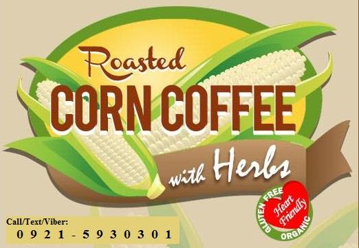 Royale Corn Coffee Aromacology Sensi Baco...