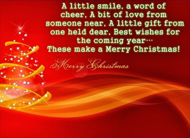 Best Merry Christmas Quotes Sayings HD Image
