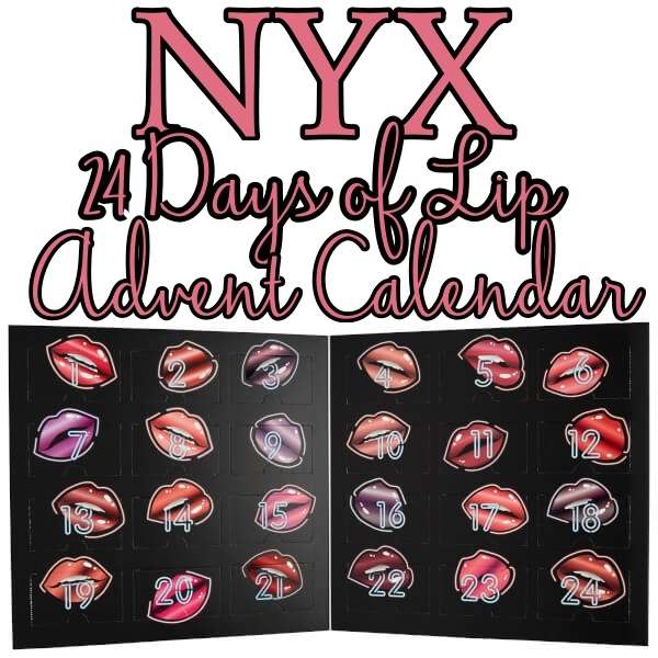http://tidd.ly/e96d874eContents of the NYX 24 Days Of Lip Advent Calendar for Holiday 2017.