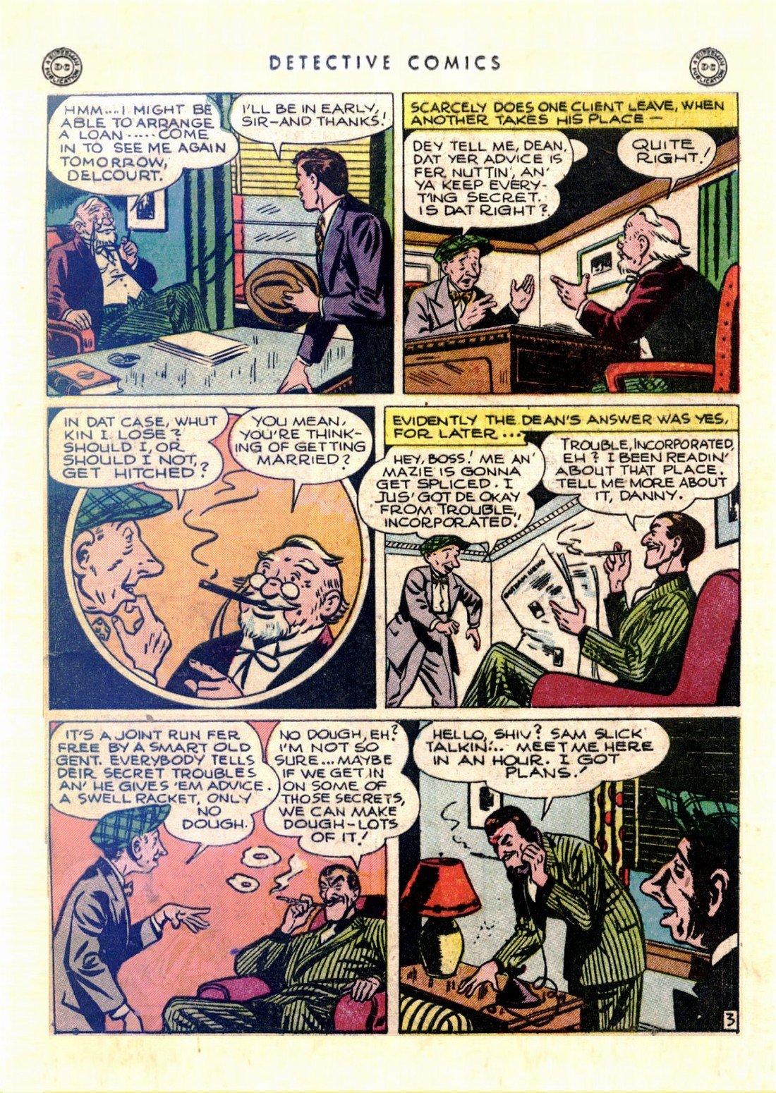Read online Detective Comics (1937) comic -  Issue #103 - 5