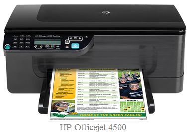 تحميل برنامج طابعة hp officejet 4500