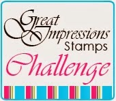 Great Impressions Stamps Challenge