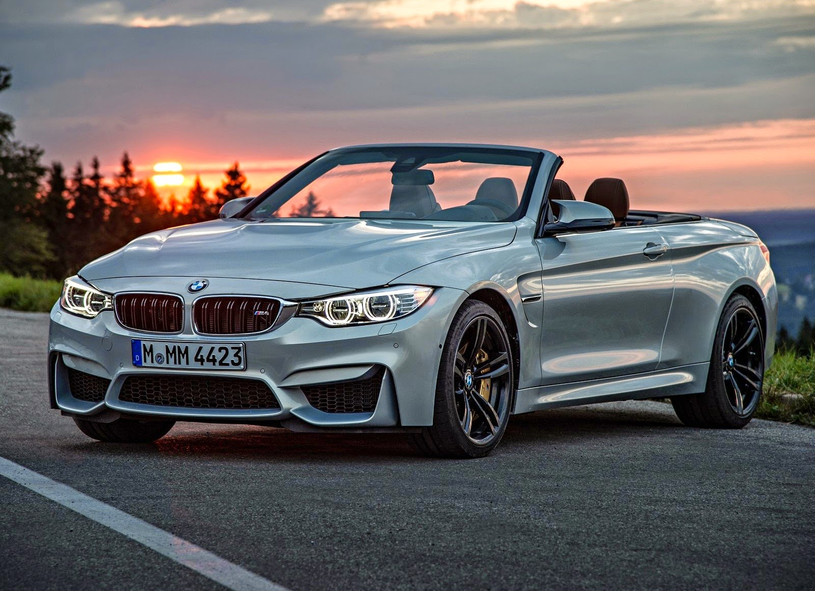 BMW M4 Convertible 2015 Car Hd Wallpaper Classic Car Wallpaper Hd