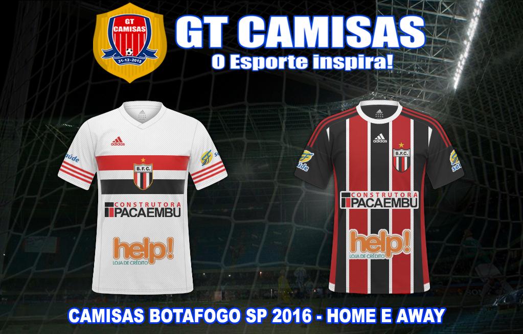 O site Show de Camisas em parceira com o blog GT Camisas apresenta todas as  camisas dos clubes que estão na disputa. 3f32aaffaffb2