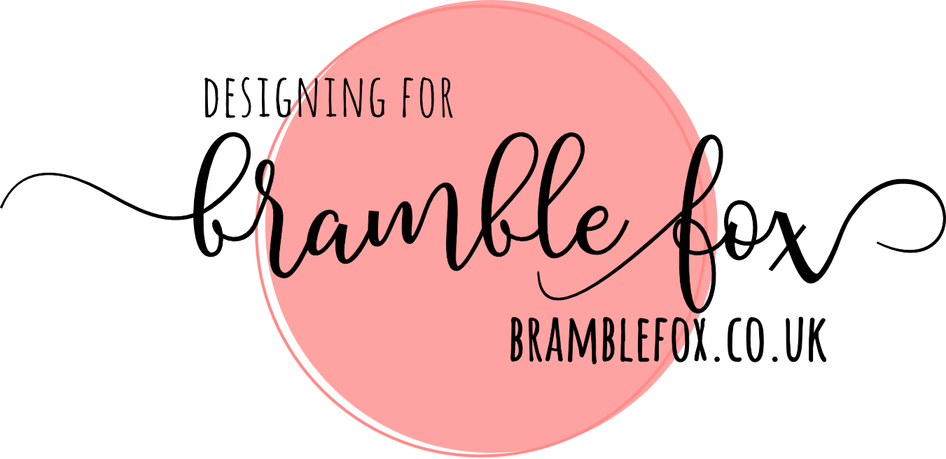 I design for Bramble Fox